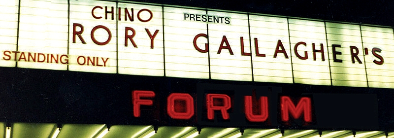 Forum Rory Gallagher