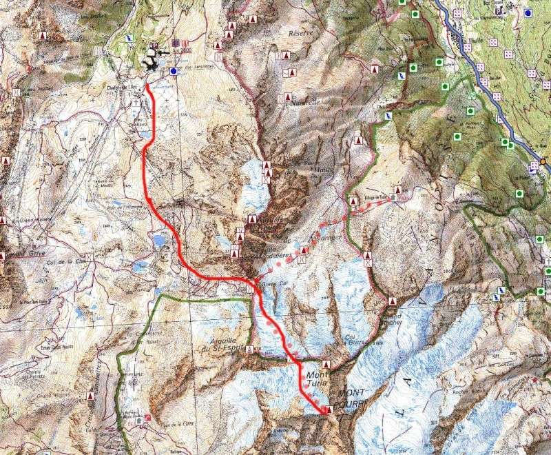 [Les Arcs]Mont Turia/Mont Pourri Carte_14