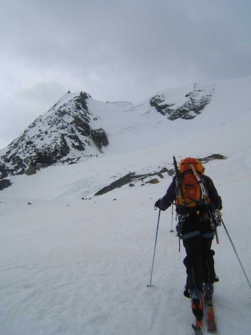 [Les Arcs]Mont Turia/Mont Pourri Dscf5711