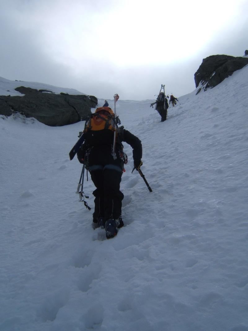 [Les Arcs]Mont Turia/Mont Pourri Dscf5713