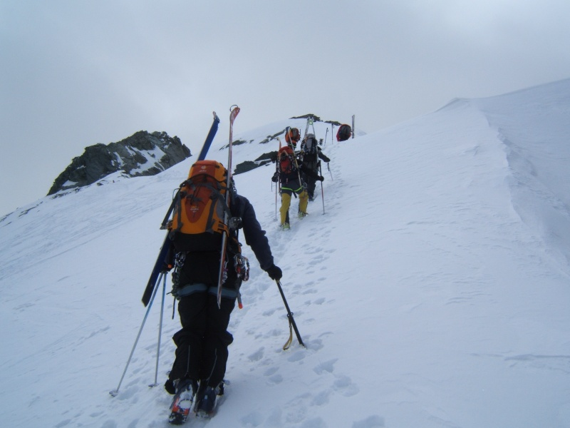[Les Arcs]Mont Turia/Mont Pourri Dscf5716