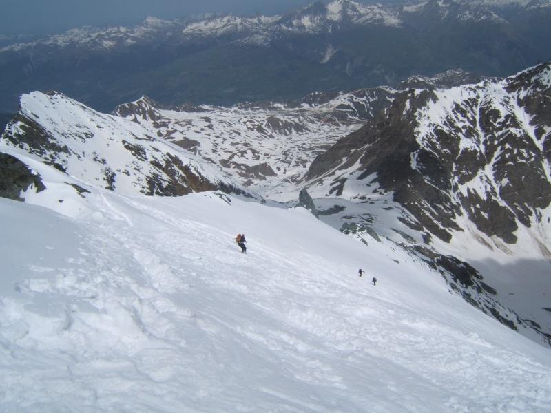 [Les Arcs]Mont Turia/Mont Pourri Dscf5811