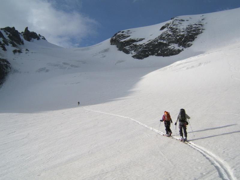 [Les Arcs]Mont Turia/Mont Pourri Dscf5815