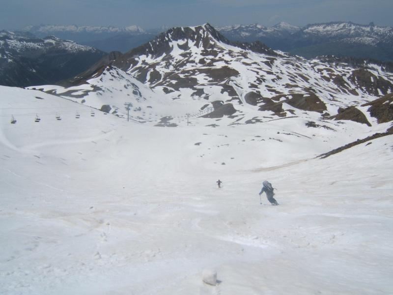 [Les Arcs]Mont Turia/Mont Pourri Dscf5912