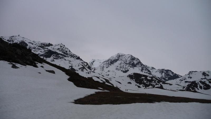 [Les Arcs]Mont Turia/Mont Pourri P1010210