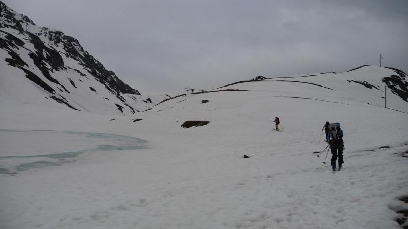 [Les Arcs]Mont Turia/Mont Pourri P1010211