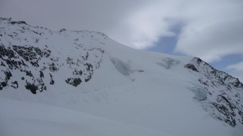 [Les Arcs]Mont Turia/Mont Pourri P1010311