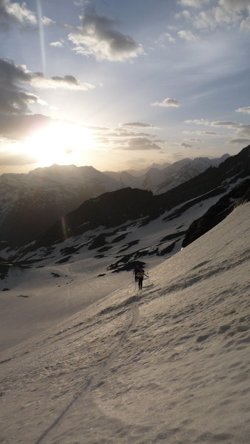 [Les Arcs]Mont Turia/Mont Pourri P1010313
