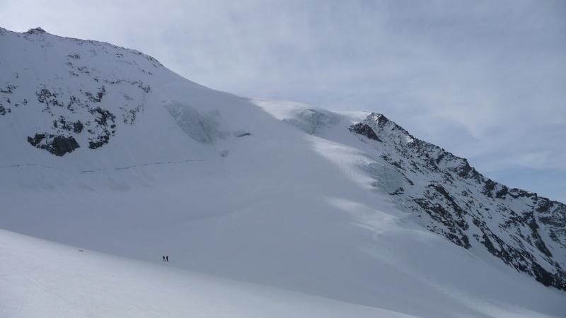 [Les Arcs]Mont Turia/Mont Pourri P1010314