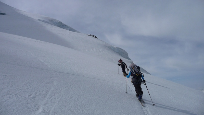 [Les Arcs]Mont Turia/Mont Pourri P1010315