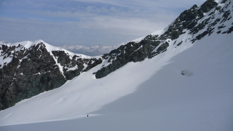 [Les Arcs]Mont Turia/Mont Pourri P1010316