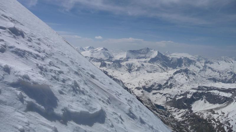 [Les Arcs]Mont Turia/Mont Pourri P1010317