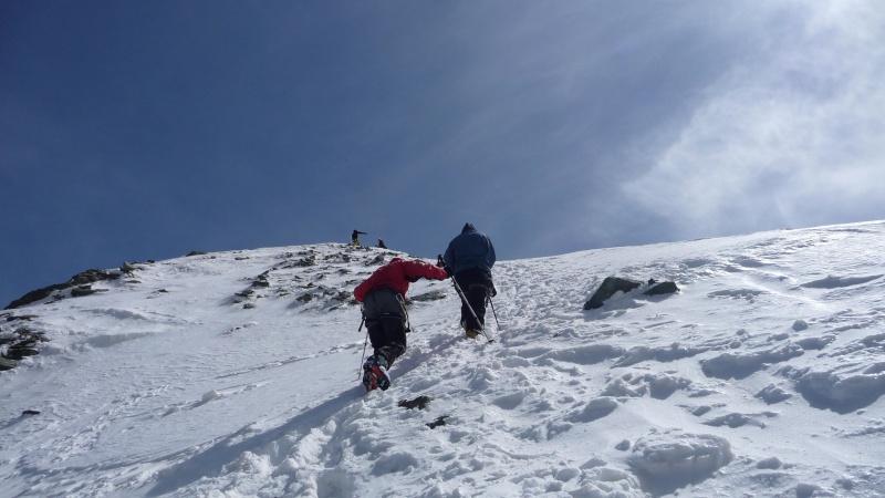 [Les Arcs]Mont Turia/Mont Pourri P1010318