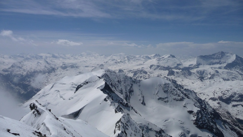 [Les Arcs]Mont Turia/Mont Pourri P1010319
