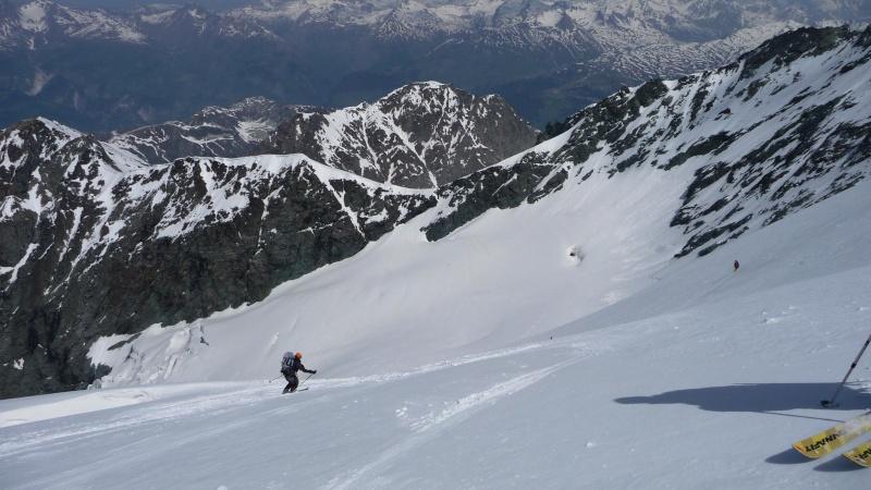 [Les Arcs]Mont Turia/Mont Pourri P1010321