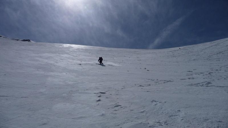 [Les Arcs]Mont Turia/Mont Pourri P1010322