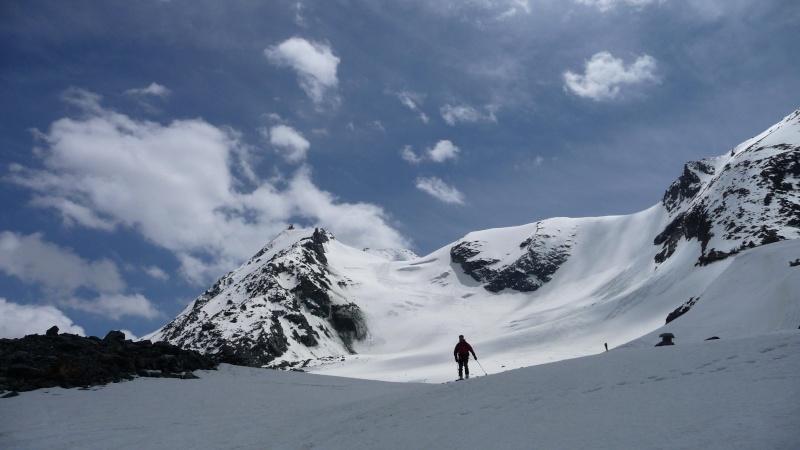 [Les Arcs]Mont Turia/Mont Pourri P1010410