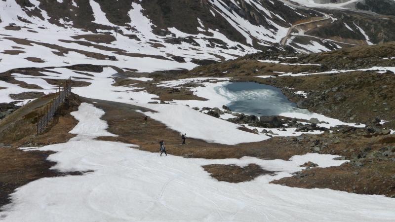 [Les Arcs]Mont Turia/Mont Pourri P1010411
