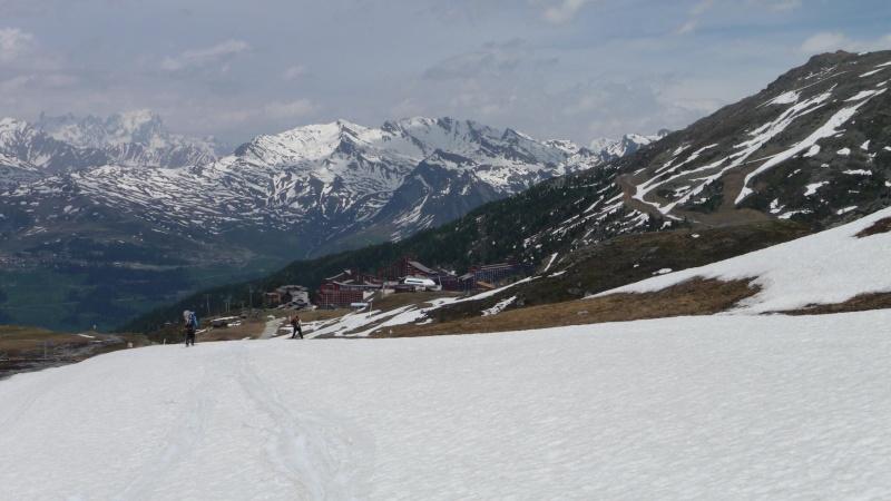 [Les Arcs]Mont Turia/Mont Pourri P1010412