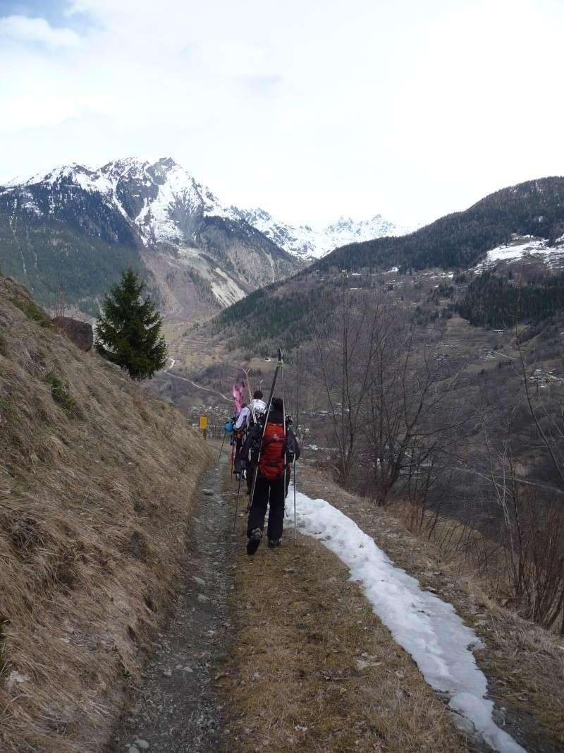 [Les Arcs]Les hors-pistes des Arcs P1040128
