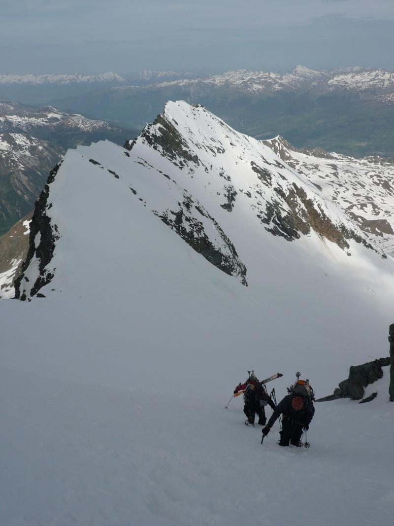 [Les Arcs]Mont Turia/Mont Pourri P1040810