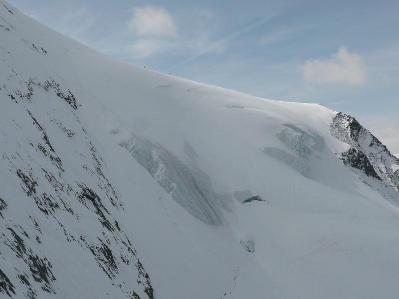 [Les Arcs]Mont Turia/Mont Pourri P1040811