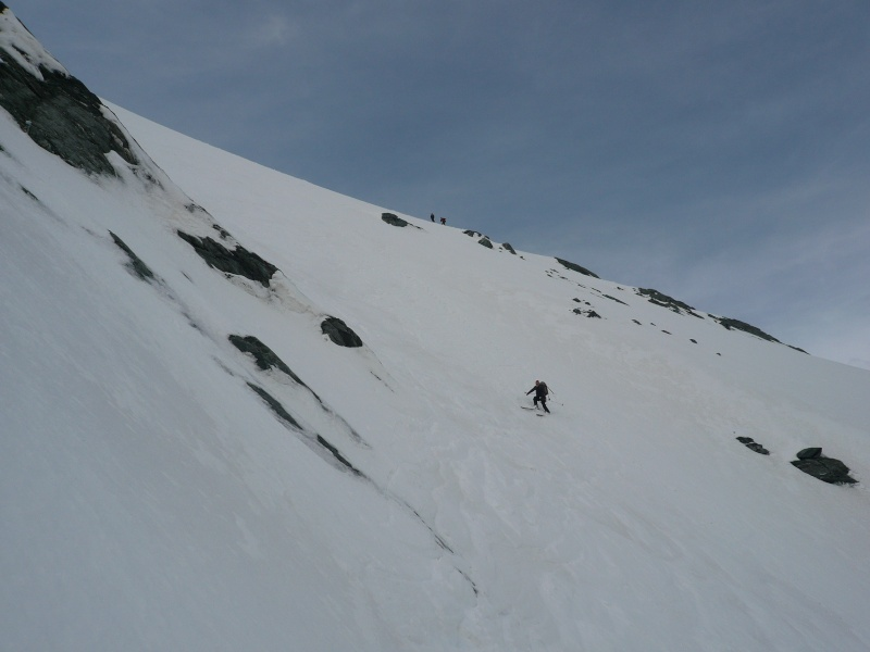 [Les Arcs]Mont Turia/Mont Pourri P1040812
