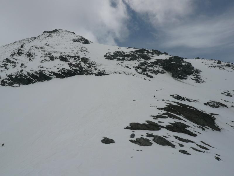 [Les Arcs]Mont Turia/Mont Pourri P1040813