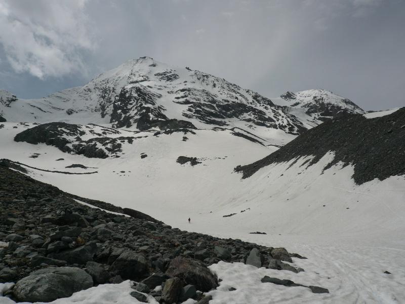 [Les Arcs]Mont Turia/Mont Pourri P1040814