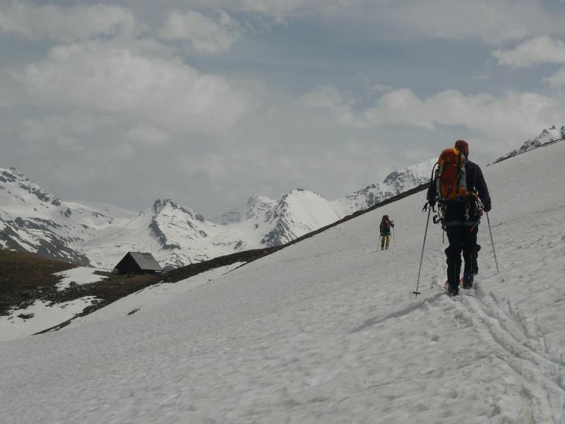 [Les Arcs]Mont Turia/Mont Pourri P1040815