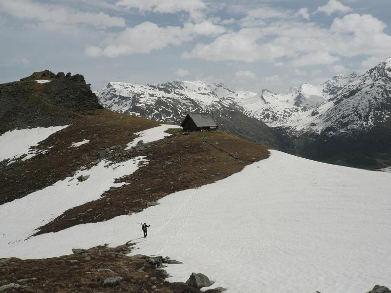 [Les Arcs]Mont Turia/Mont Pourri P1040816