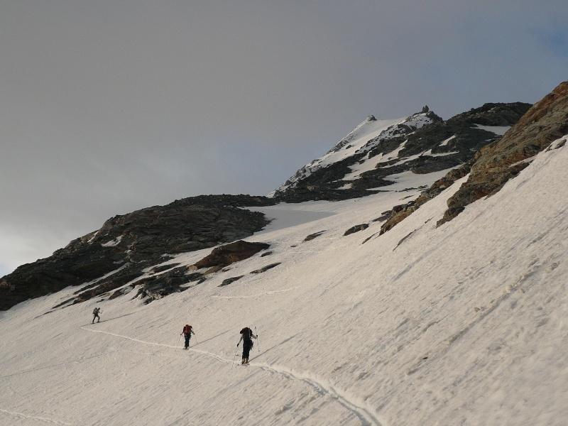 [Les Arcs]Mont Turia/Mont Pourri P1040911