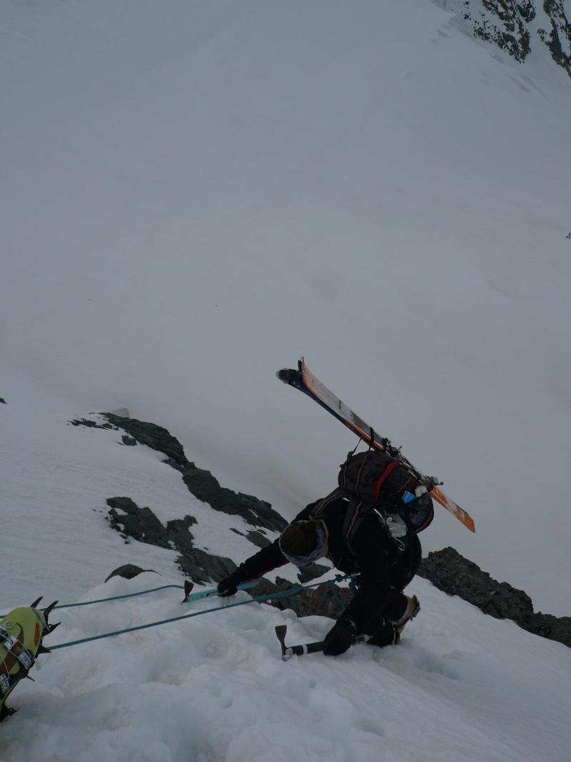 [Les Arcs]Mont Turia/Mont Pourri P1040912