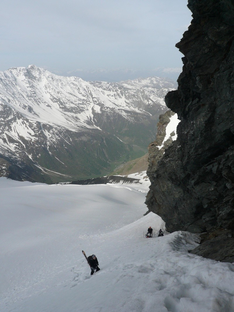 [Les Arcs]Mont Turia/Mont Pourri P1040913