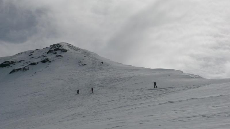 [Les Arcs]Mont Turia/Mont Pourri P1040915