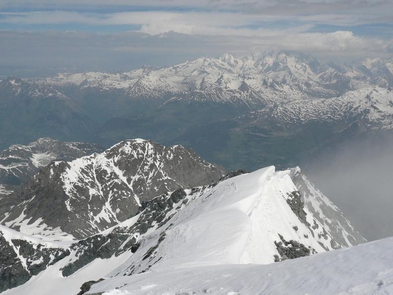 [Les Arcs]Mont Turia/Mont Pourri P1040916