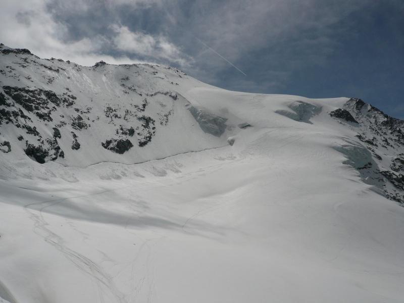 [Les Arcs]Mont Turia/Mont Pourri P1050010