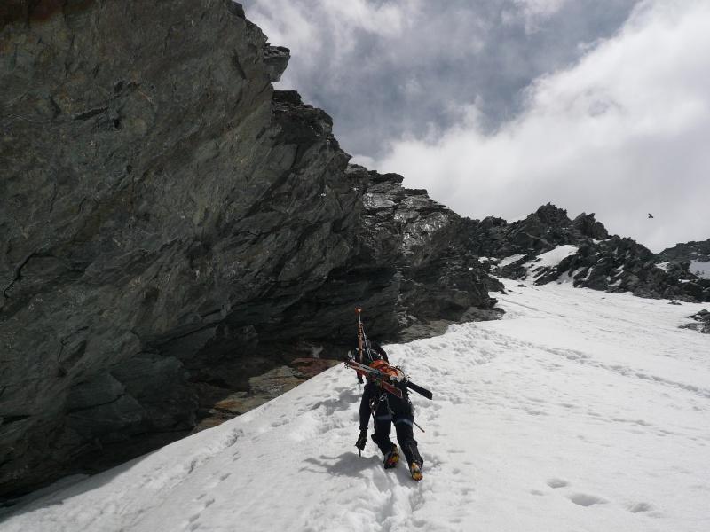 [Les Arcs]Mont Turia/Mont Pourri P1050011