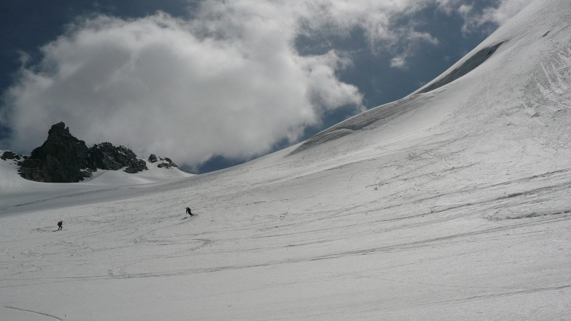 [Les Arcs]Mont Turia/Mont Pourri P1050012