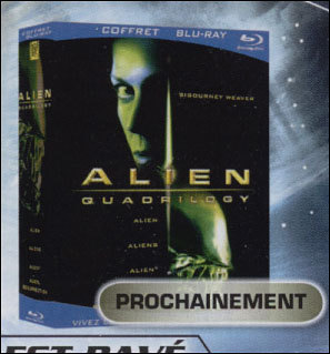 Alien Quadrilogie - Blu-Ray Alien_10