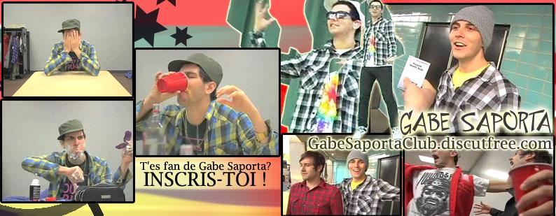 (( ** Gabe Saporta Club ** ))