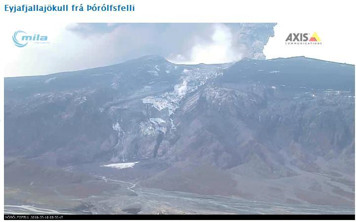 éruption volcanique en Islande Image_10
