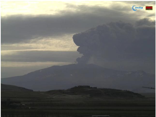 éruption volcanique en Islande Image_11