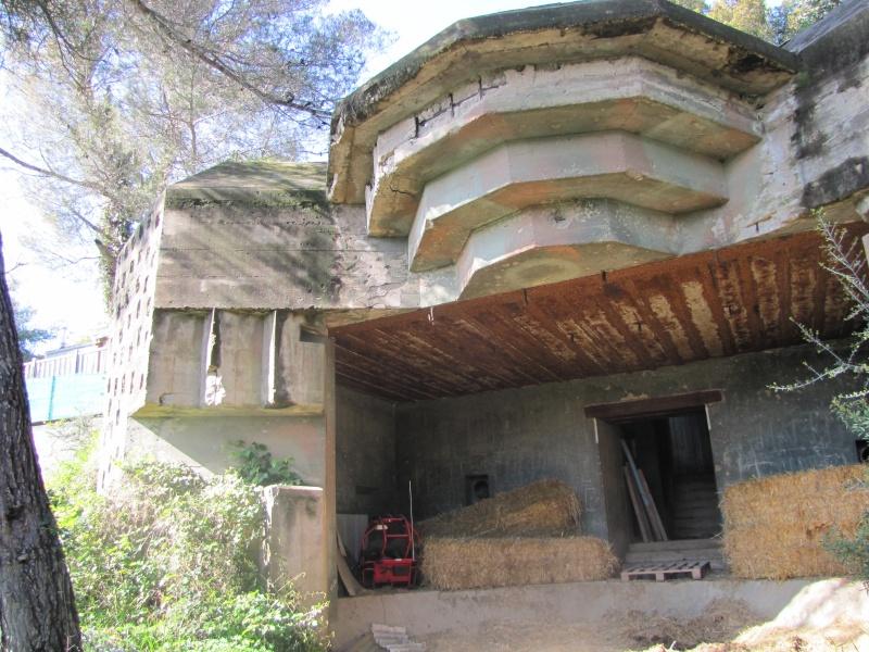 bunkers dans le var Dramon10