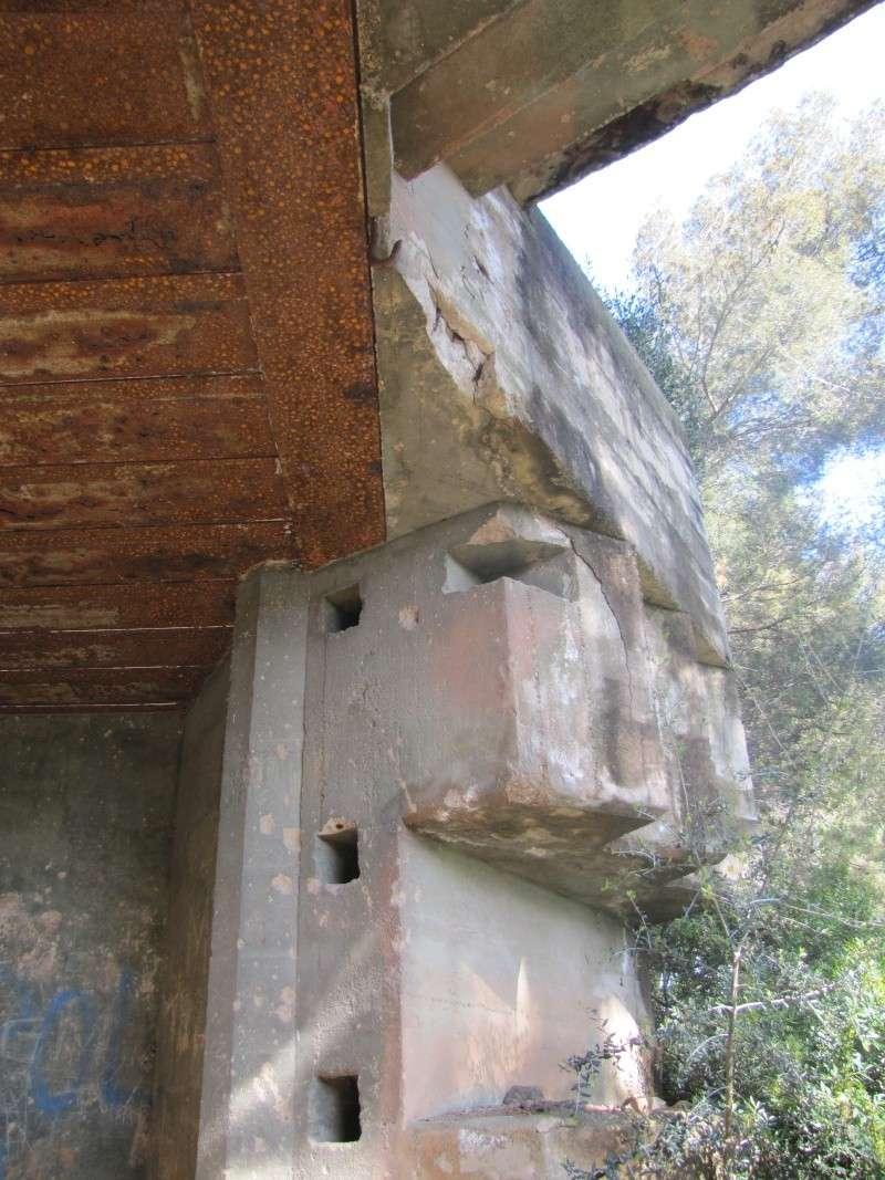 bunkers dans le var Dramon12