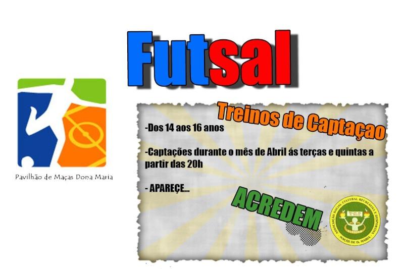 Treinos de Captação - Juvenis - ACREDEM Futsal Juveni10