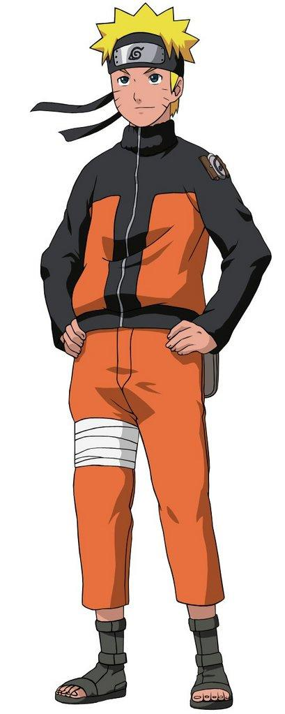 Naruto arrive 91621510