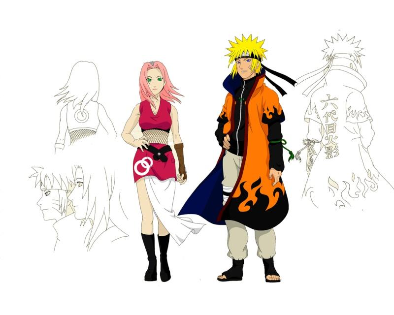 Naruto arrive Naruto14