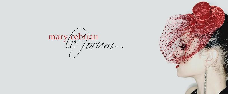 Mary Cebrian