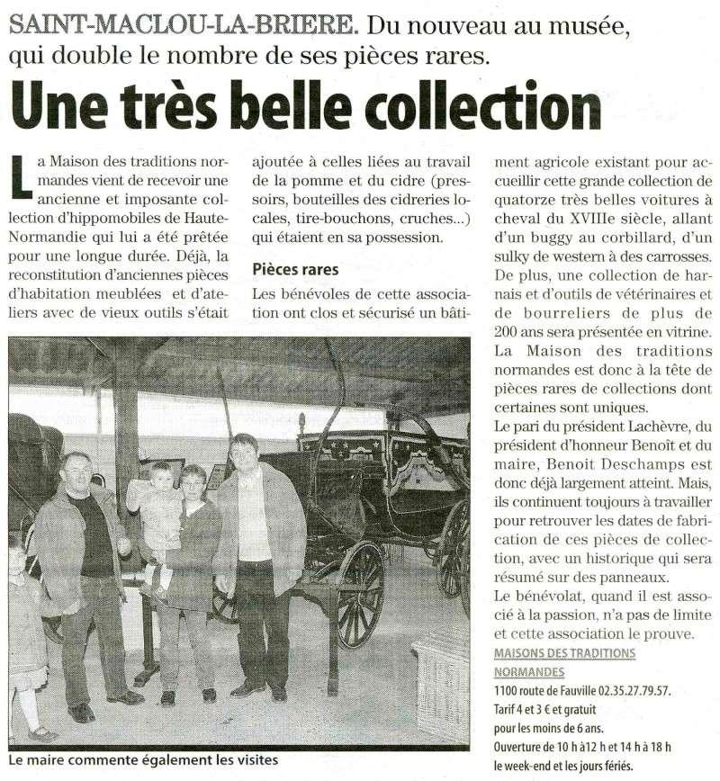 Saint-Maclou-la-Brière - Maisons des Traditions Normandes 2009-014